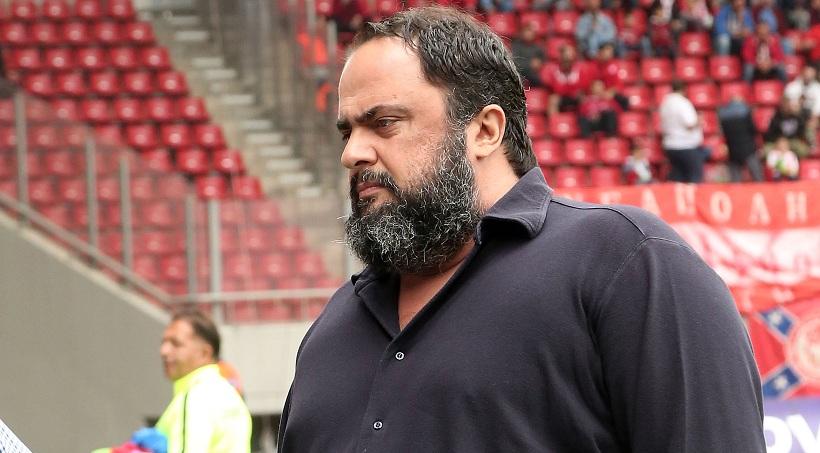 Σταματέλος στον ΣΠΟΡ FM: «Αν πάει δεύτερη φορά στου Ρέντη ο Μαρινάκης, κάποιοι θα έχουν πρόβλημα»