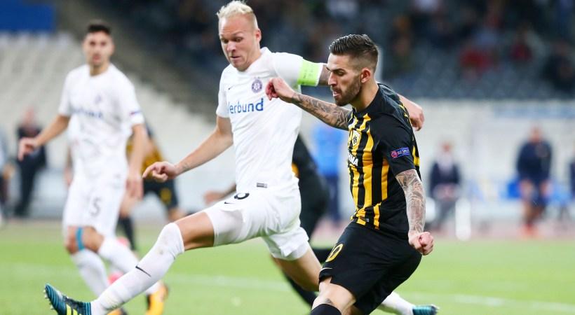 Κετσετζόγλου στον ΣΠΟΡ FM: «Ξεχώρισαν τον Χολτσχάουζερ στην ΑΕΚ από το ματς με την Αούστρια»