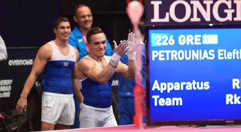 Πετρούνιας: «Θα σκέφτομαι πως αυτός ο τελικός γίνεται στην Ελλάδα»