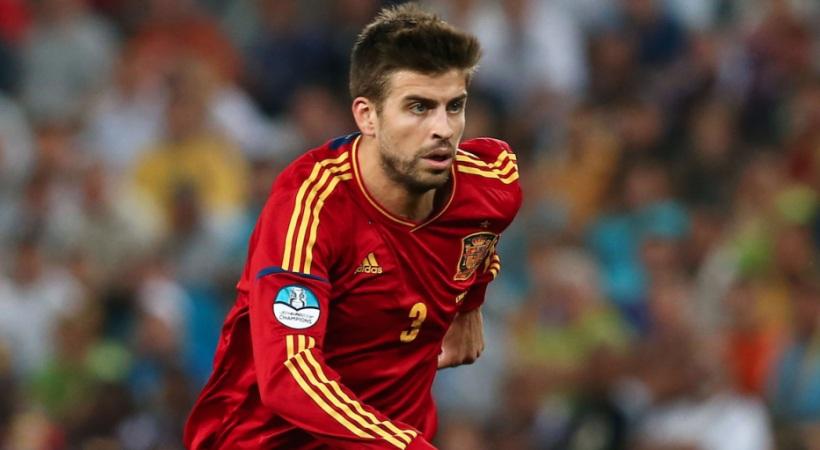 Πικέ: «Δεν μπορώ να εκφραστώ; Είμαι υπερήφανος για την εθνική ομάδα της Ισπανίας»!