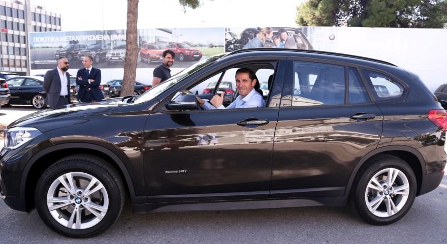 Το νέο αυτοκίνητο του Μανόλο Χιμένεθ! (pics)