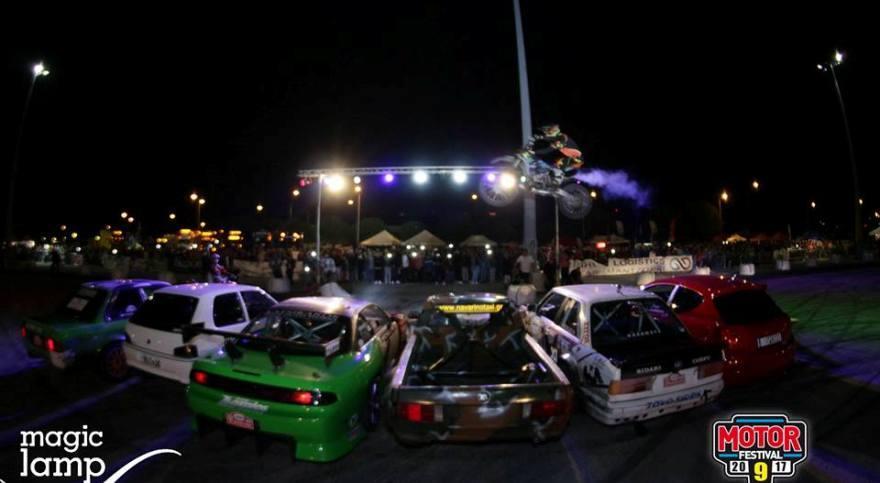 Γιάννενα: Ο κόσμος της Ηπείρου… απογείωσε το 9ο Motor Festival των Ιωαννίνων