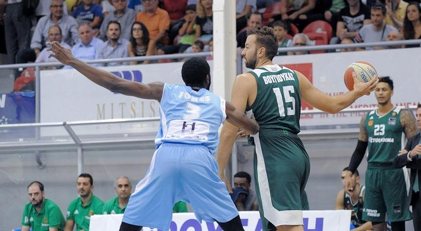Κύπελλο Ελλάδος Μπάσκετ: Κολοσσός - Παναθηναϊκός 54-84 (video)