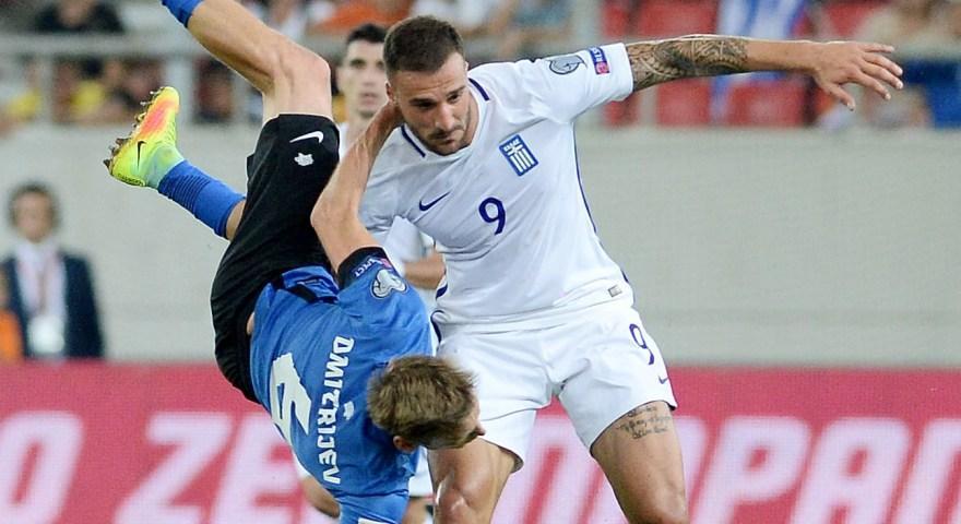 Βέλλιος: «Περιμένουμε και ευελπιστούμε ότι η Βοσνία θα χάσει βαθμούς από το Βέλγιο»