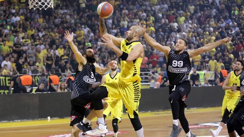 Κύπελλο Ελλάδος Μπάσκετ: Άρης - ΠΑΟΚ 70-63 (video)