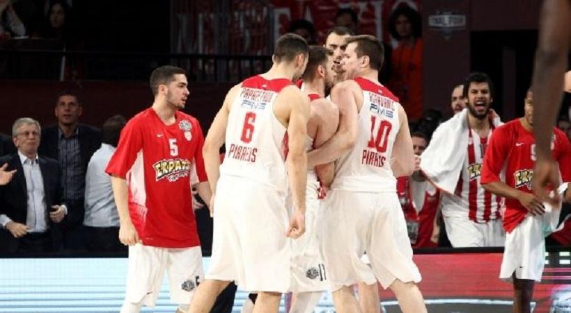 Ευρωλίγκα: Ολυμπιακός, ένας από τους γίγαντες του ευρωπαϊκού μπάσκετ!