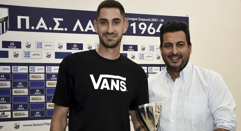 Παπαδόπουλος: «Έχω να αποδείξω πράγματα μόνο στον εαυτό και στον προπονητή μου»