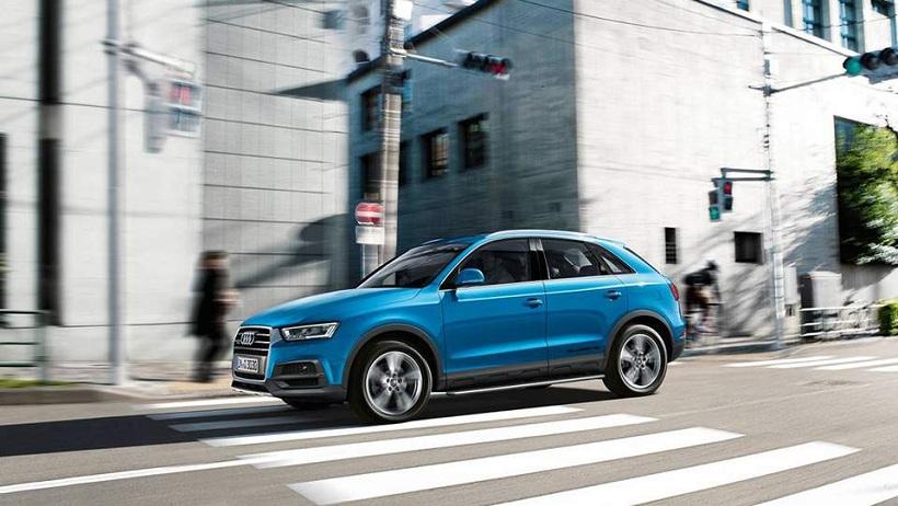 Audi Q3: Προηγμένη τεχνολογία συστημάτων υποβοήθησης, ισχυροί κινητήρες και κομψή σχεδίαση