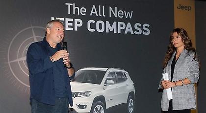 Jeep Compass: To νέο SUV με αξεπέραστες ικανότητες