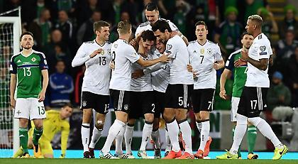 Έτοιμη για ιστορικό ρεκόρ η Γερμανία