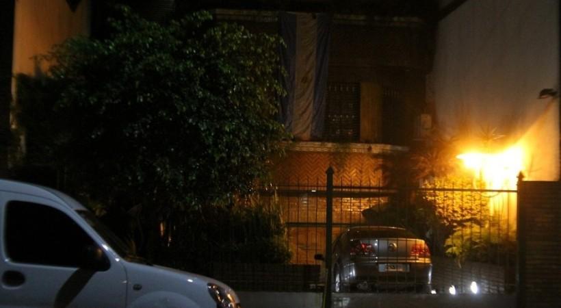 Λήστεψαν το σπίτι του προέδρου της ομοσπονδίας της Αργεντινής