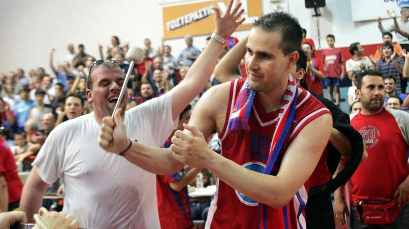 Διαμαντόπουλος στον ΣΠΟΡ FM: «Δεν είμαι ικανοποιημένος από την καριέρα μου»