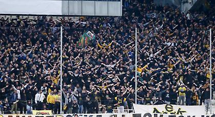 Έφυγαν 590 εισιτήρια από τους οπαδούς της ΑΕΚ για το ματς με τη Μίλαν