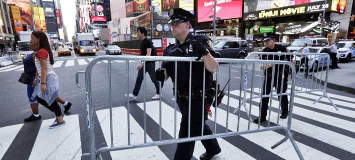 ΗΠΑ: Το 2016 απετράπη επίθεση στην Times Square -Θα ήταν όπως σε Παρίσι και Βρυξέλλες