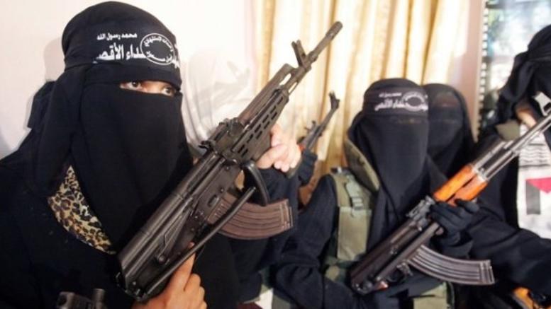 Το Ισλαμικό Κράτος κάλεσε τις γυναίκες της τζιχάντ να πάρουν τα όπλα
