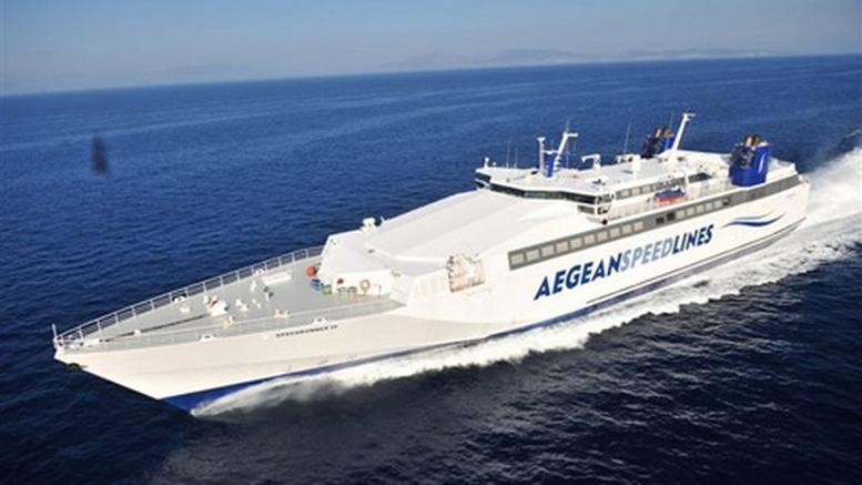 74χρονος πέθανε εν πλω μέσα στο πλοίο SpeedrunnerIII