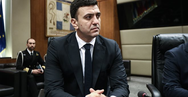 Κικίλιας: Δεν χρειάζεται ξένος υπουργός, τα κάνουν μπάχαλο και μόνοι τους