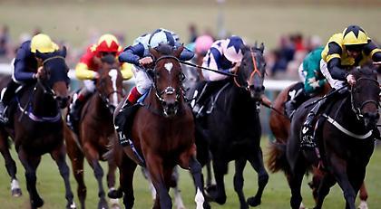 Εξαιρετικό το ιπποδρομιακό κουπόνι του Σαββάτου με την Αγγλία και το NEWMARKET να δίνουν χλιδή