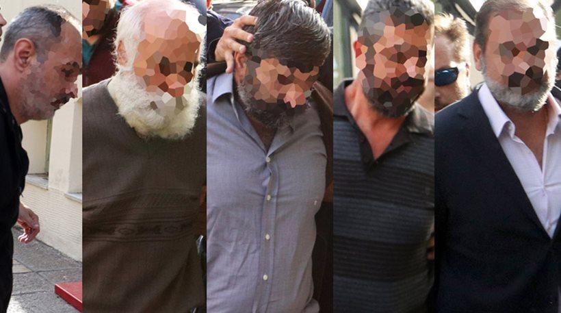 Υπόθεση Λεμπιδάκη: Απολογούνται οι επτά απαγωγείς