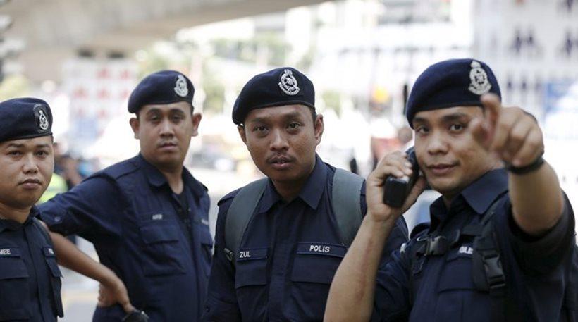 Μαλαισία: Συλλήψεις οκτώ υπόπτων για τρομοκρατική δράση