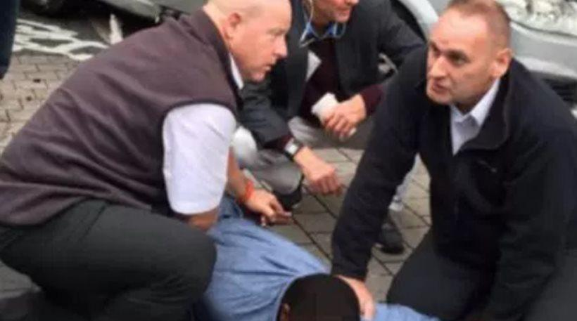 Συγκλονιστική μαρτυρία από το Λονδίνο: Ακούσαμε κάτι σαν πυροβολισμούς, πέσαμε κάτω, ματωμένοι...
