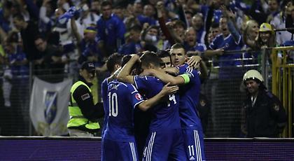 Άσχημη τροπή για την Εθνική: Γύρισαν το ματς με το Βέλγιο οι Βόσνιοι! (video)