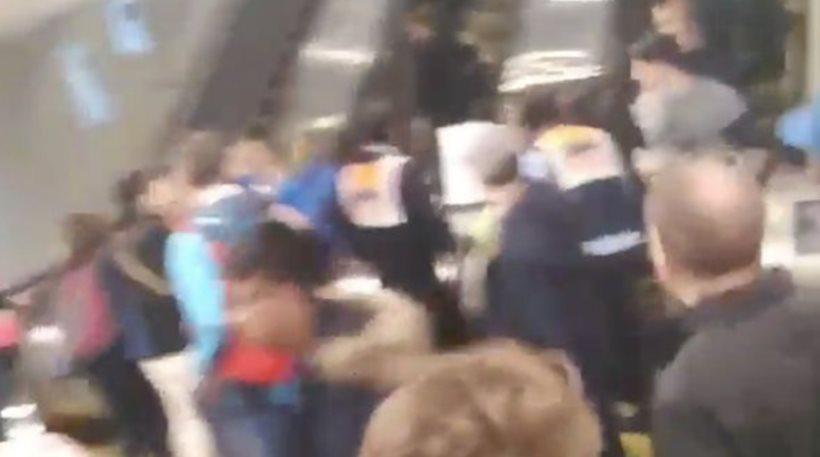Λονδίνο: Ποδοπατήθηκαν, εκκενώνοντας σιδηροδρομικό σταθμό