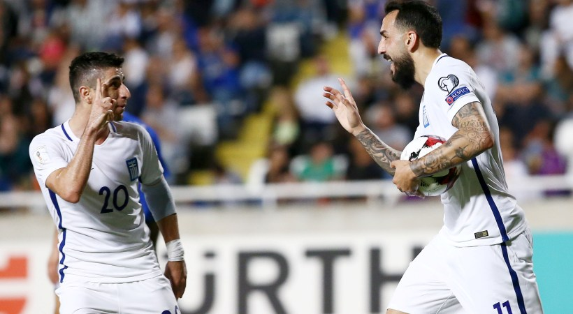 Η ανατροπή της Εθνικής μέσα σε τρία λεπτά στην Κύπρο! (video)