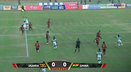 Ζητά επανάληψη του ματς με την Ουγκάντα η Γκάνα! (video)