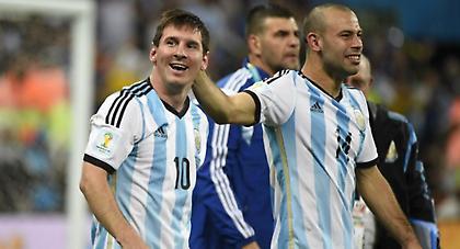Χάνει Μέσι και Μαστσεράνο η Μπαρτσελόνα εάν η Αργεντινή παίξει μπαράζ