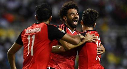 «Γκρέμισαν» τα αποδυτήρια μετά την πρόκριση οι παίκτες της Αιγύπτου (video)