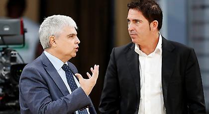 Παπαδόπουλος: «Πολύ δυνατή φέτος η ΑΕΚ, δεν ξέρω πώς σκέφτονται στον Ολυμπιακό»