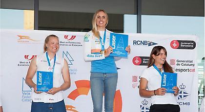 Ακόμα τρία ελληνικά μετάλλια στο ευρωπαϊκό Λέιζερ Ραντιαλ