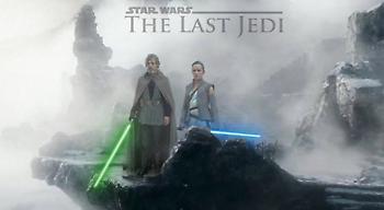 Το πρώτο τρέιλερ του «Star Wars: The Last Jedi» καθηλώνει! (video)