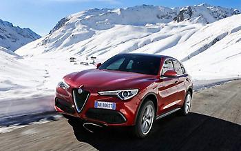 Το πρώτο SUV της Alfa Romeo ξεχωρίζει χάρη στην εξαιρετική οδηγική συμπεριφορά, στις υψηλές επιδόσει