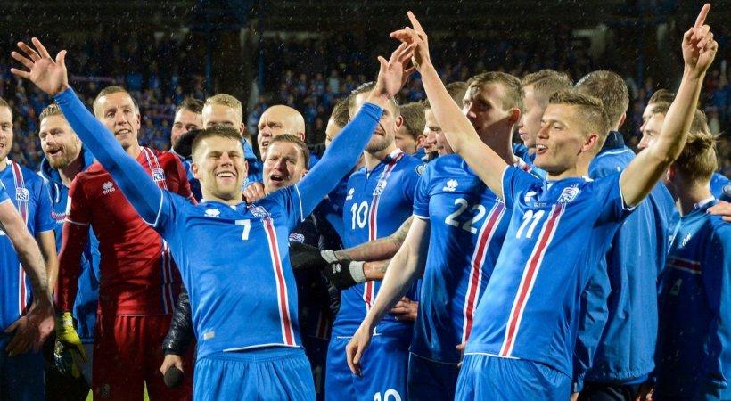 Το ποδοσφαιρικό παραμύθι της Ισλανδίας συνεχίζεται