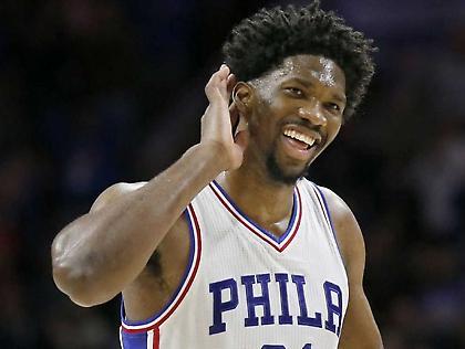 Εμπίντ: 4.7 εκ. για κάθε αγώνα στο NBA!