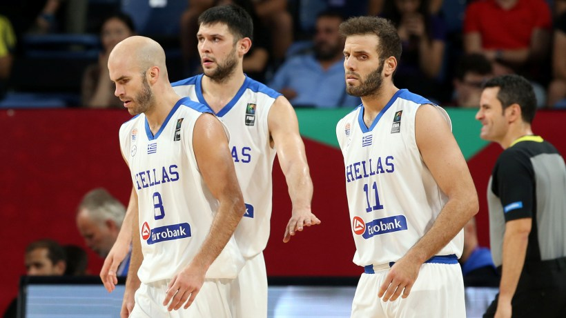 Άνοδος δύο θέσεων για την Ελλάδα στη βαθμολογία της FIBA (pic)