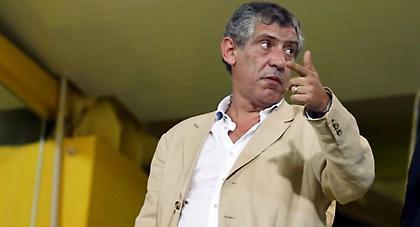 Ευχαρίστησε Έλληνες και Πορτογάλους ο Φερνάντο Σάντος
