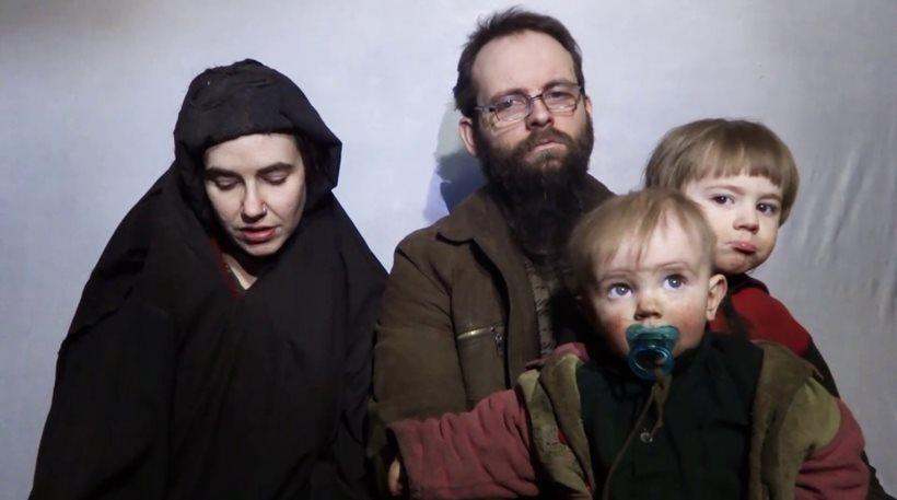 Πακιστάν: Ο στρατός απελευθέρωσε οικογένεια Βορειοαμερικανών που είχε πιαστεί αιχμάλωτη το 2012!