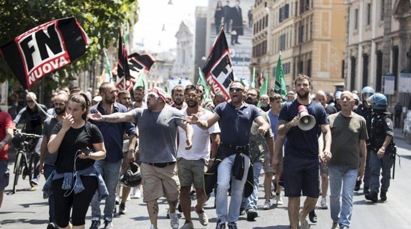 Ιταλοί νεο-φασίστες προγραμματίζουν πορεία μνήμης στις 28 Οκτωβρίου προς τιμήν του Μουσολίνι
