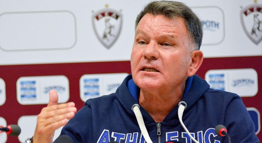 Απειλεί να κατεβάσει την Κ20 στο Κύπελλο Ελλάδας η ΑΕΛ (pics)