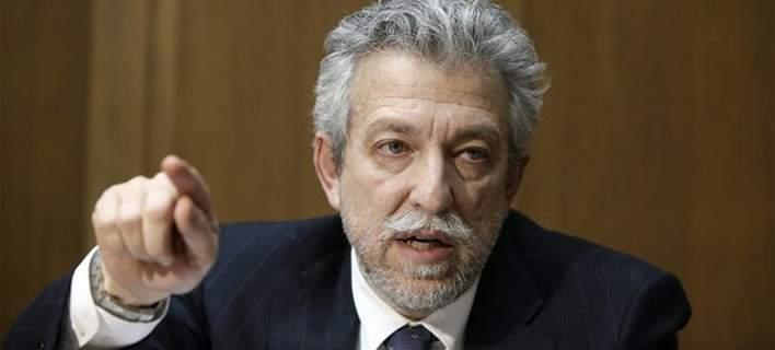 Τον αποτροπιασμό του για τη δολοφονία Ζαφειρόπουλου, εξέφρασε ο Κοντονής