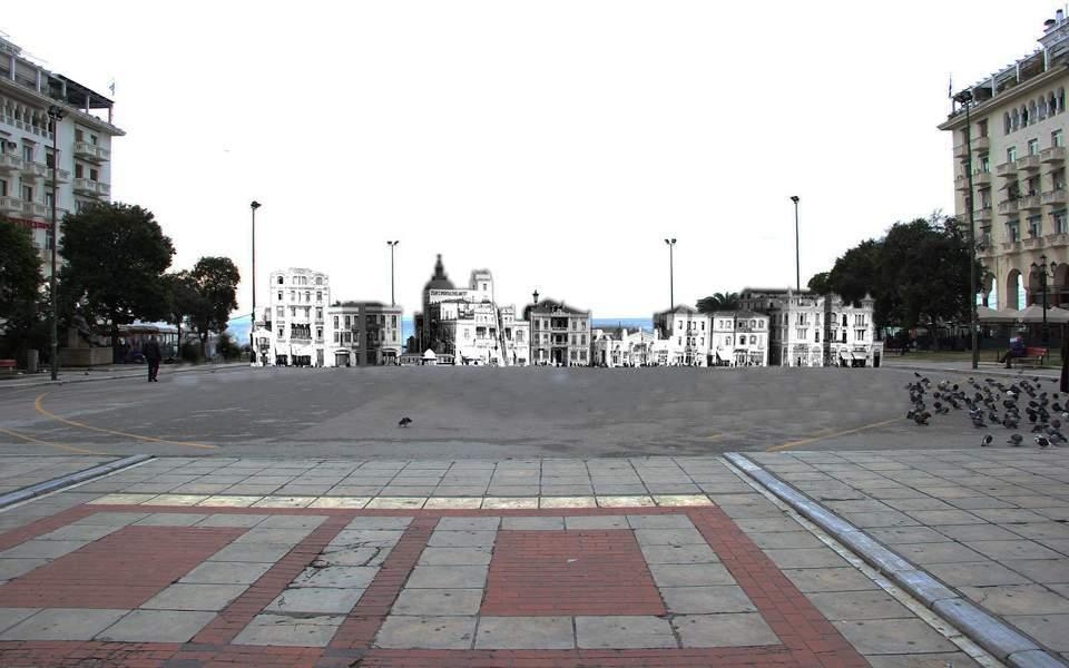 Σε γήπεδο ποδοσφαίρου μετατρέπεται η πλατεία Αριστοτέλους