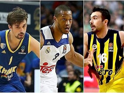 Ευρωλίγκα: Τοπ 100 παίκτες (θέσεις 20-11)