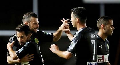 Πεντάρα η ΑΕΚ Λάρνακας