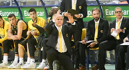 Μανωλόπουλος: «Ήθελα να πάρει την μπάλα ο Γκριν στην τελευταία επίθεση»