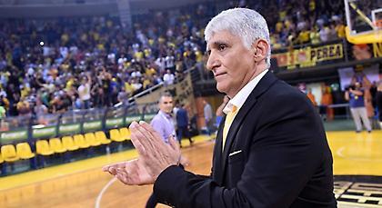 Γιαννάκης: «Αξίζαμε τη νίκη με την ΑΕΚ»