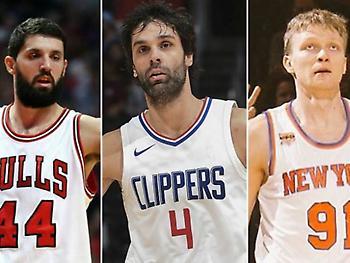 NBA: Οι Top 30 Ευρωπαίοι (θέσεις 30-21)