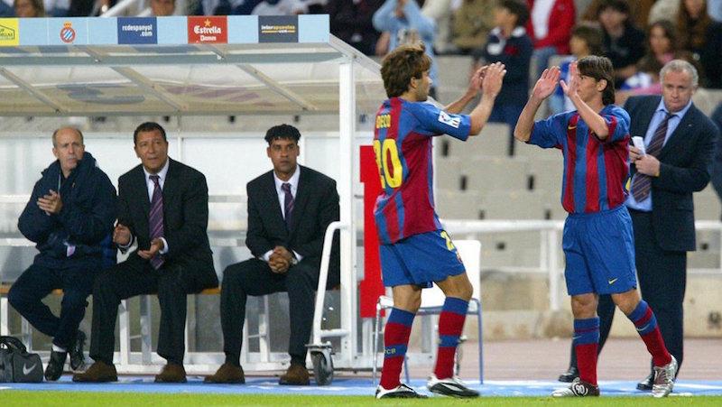 Η μέρα που ο Messi-ας συστήθηκε στη γη (pics/videos)